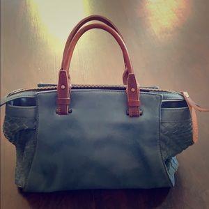 Free people vegan leather purse